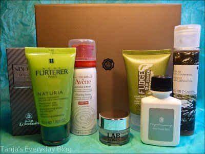GlossyBox Men Herbst 2011 - Tanja's Everyday Blog