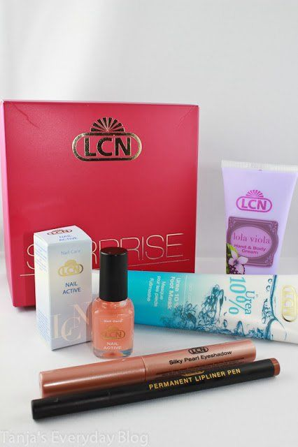 LCN Surprise Box - eine echte Überraschung! - Tanja's Everyday Blog