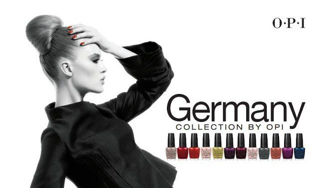 Preview - OPI Germany Collection Herbst/Winter 2012 - Tanja's Everyday Blog