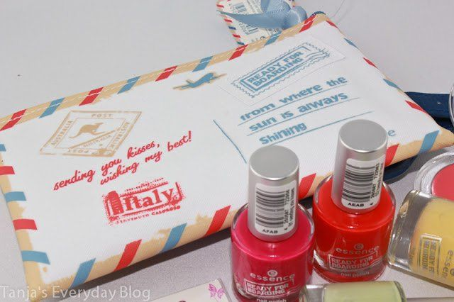 REVIEW Essence Ready for Boarding TE - Tanja's Everyday Blog