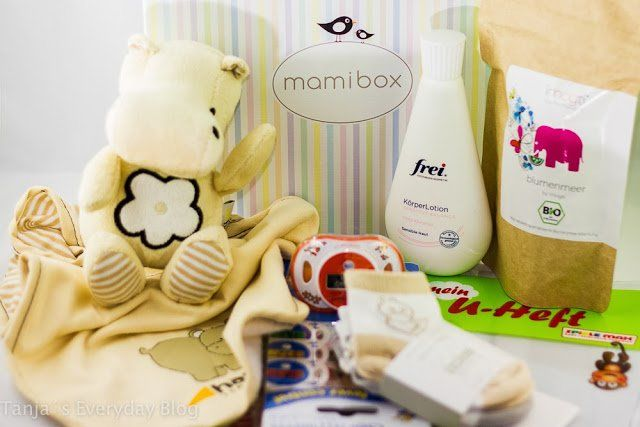 Review: Mamibox September 2013 - Tanja's Everyday Blog