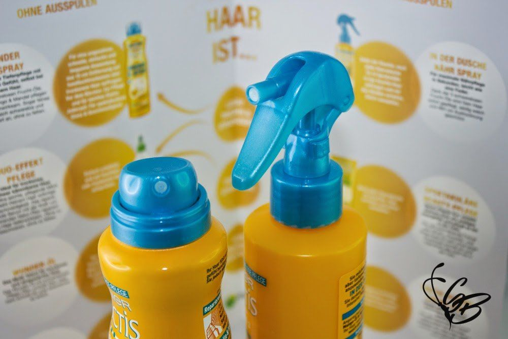 Garnier Blogger Academy - Fructis Oil Repair 3 - Tanja's Everyday Blog
