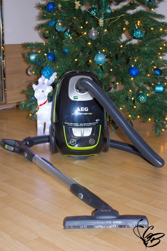 AEG USGREEN UltraSilencer im Test - Tanja's Everyday Blog