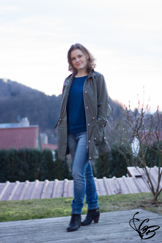 Ein eher frühlingshafter Outfit-Post - Tanja's Everyday Blog