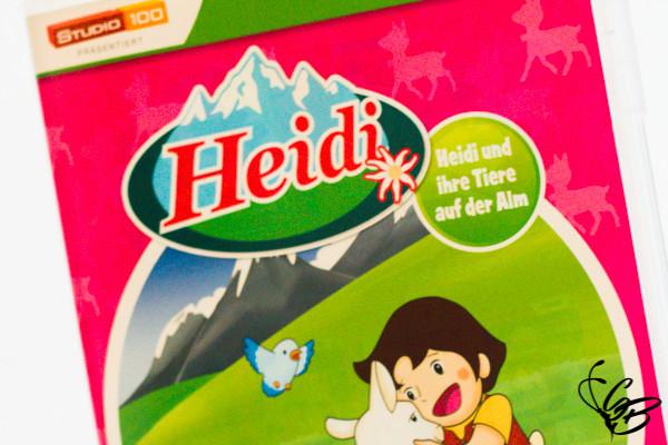 """""""Heidi und ihre Tiere auf der Alm"""" auf DVD + Giveaway - Tanja's Everyday Blog"""