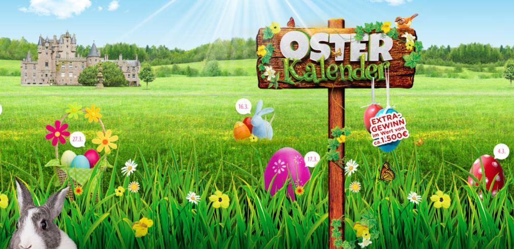 Mit Simba Osterkalender tolle Spielwaren gewinnen - Tanja's Everyday Blog