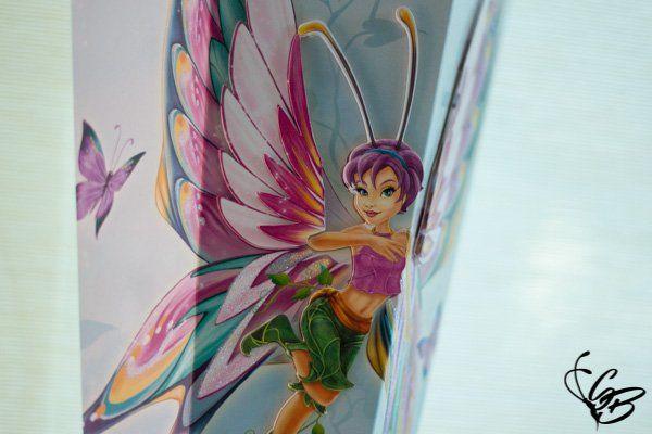 3D-Schmetterlingsfee-Schultüte mit der Roth-Spitze - Tanja's Everyday Blog