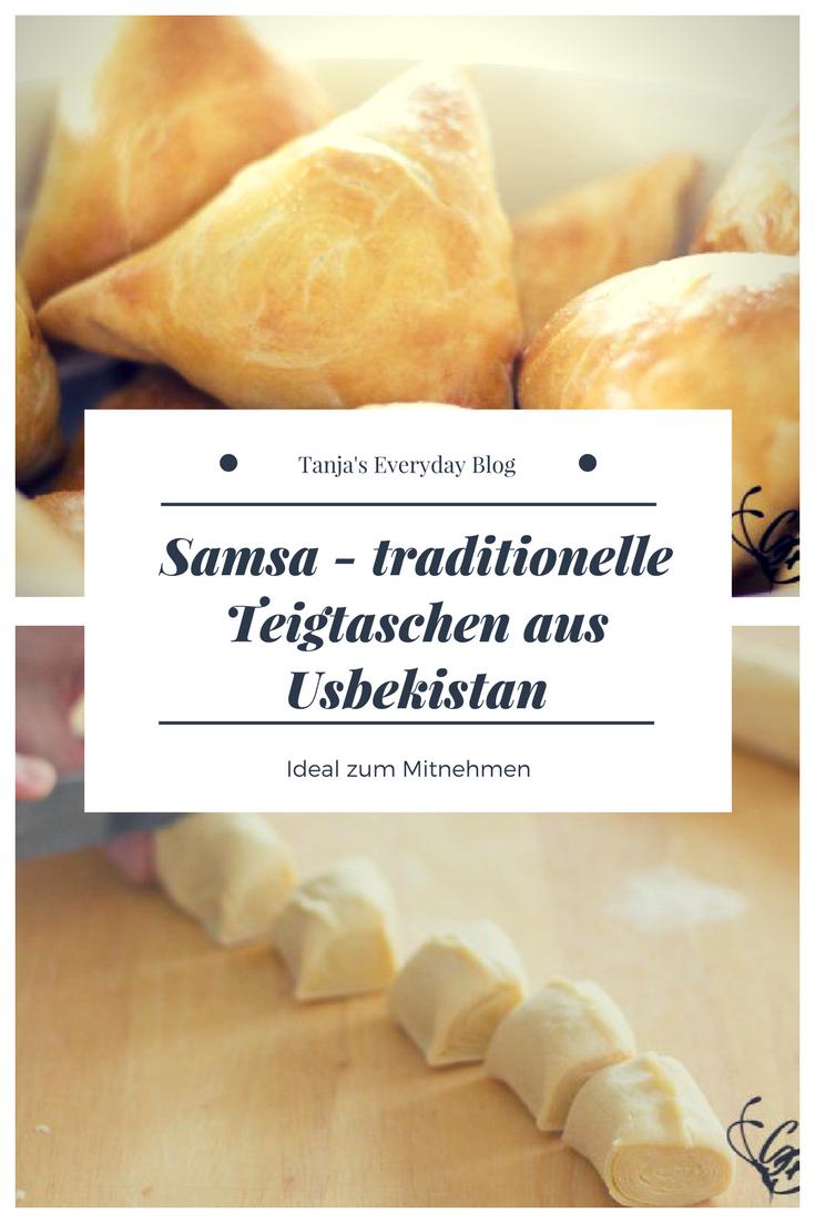 Samsa - Teigtaschen aus Usbekistan Tanja's Everyday Blog