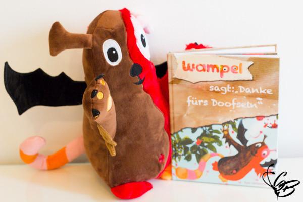 Wampel sagt Danke fürs Doofsein - kleiner Ratgeber in Sachen Erziehung - Tanja's Everyday Blog