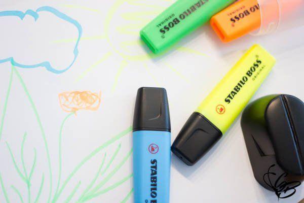 Die erste Bürobox von büroshop24 - Tanja's Everyday Blog