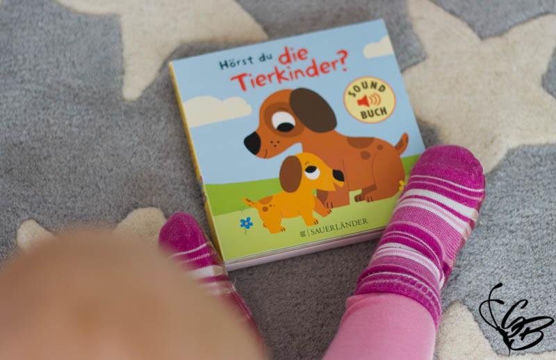 """Leseecke: """"Hörst du die Tierkinder?"""" vom Sauerländerverlag - Tanja's Everyday Blog"""