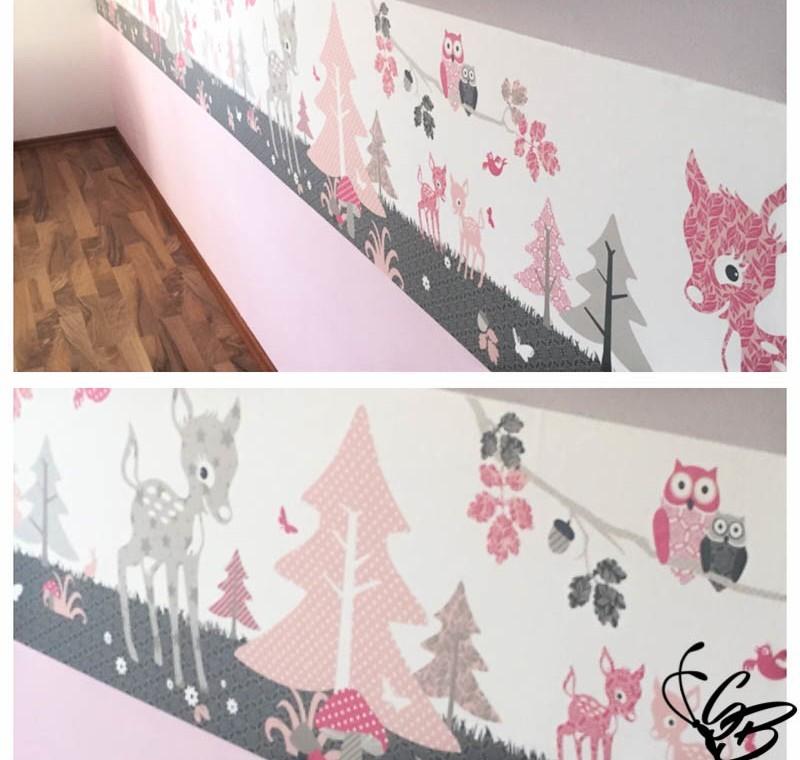 Kinderzimmer Gestalten Mit Anna Wand® Design