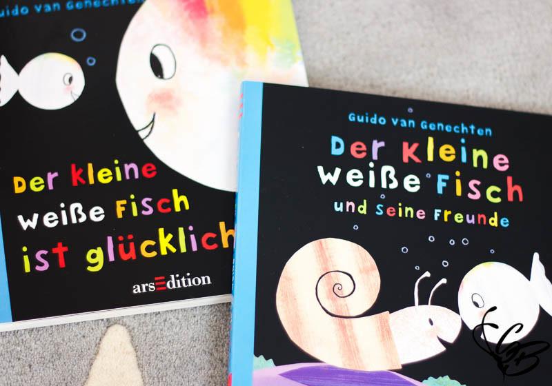 """Leseecke: """"Der kleine weiße Fisch"""" von ArsEdition - Tanja's Everyday Blog"""