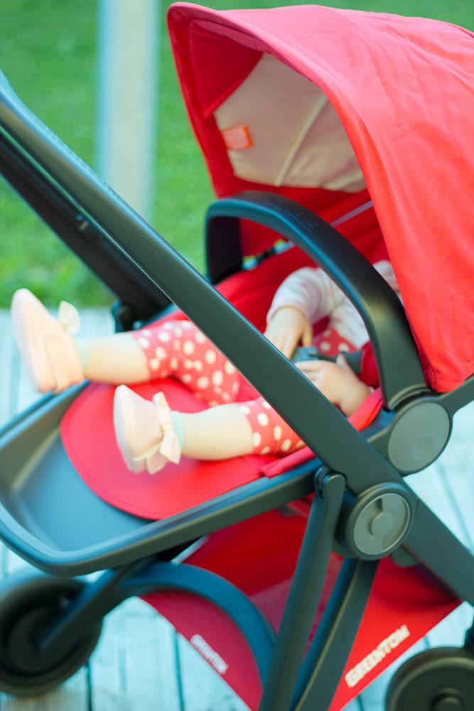 Greentom - unser umweltfreundlicher Kinderwagen - Tanja's Everyday Blog