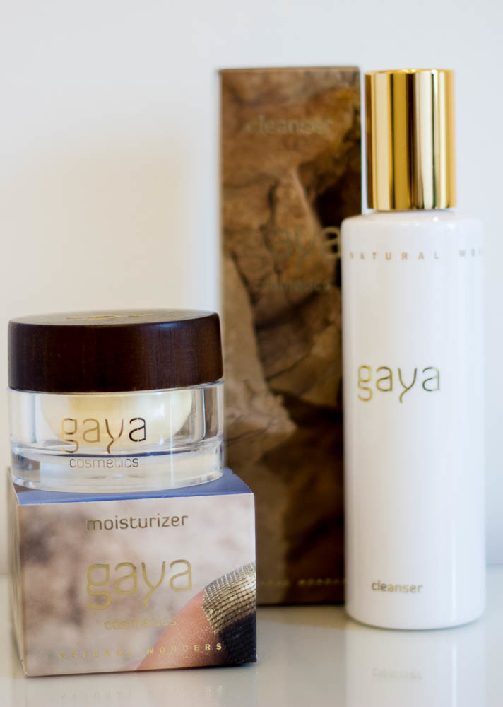GAYA Naturkosmetik - Pflegeprodukte im Test - Tanja's Everyday Blog