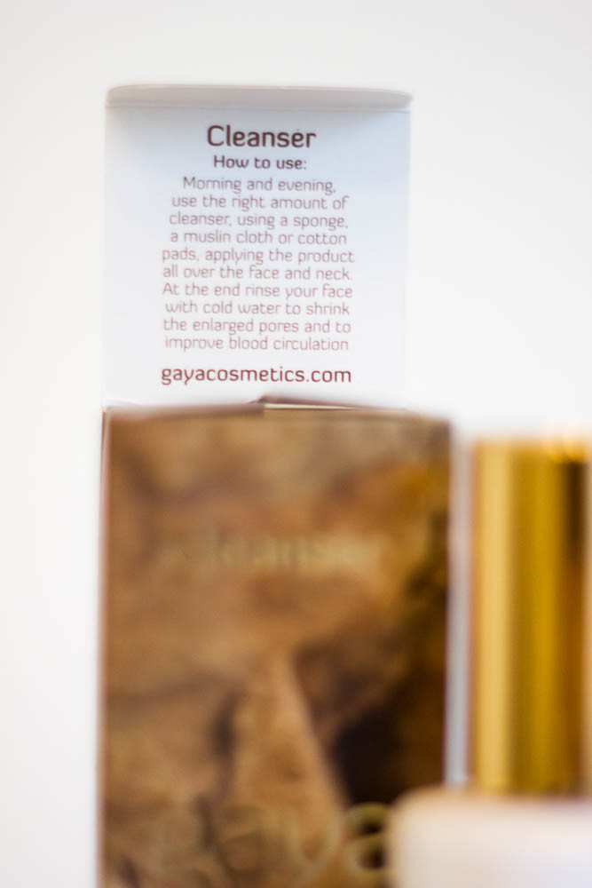 Gaya cosmetics Feuchtigkeitscreme Reinigungsmilch Everyday Blog Gastbeitrag (8 von 12)