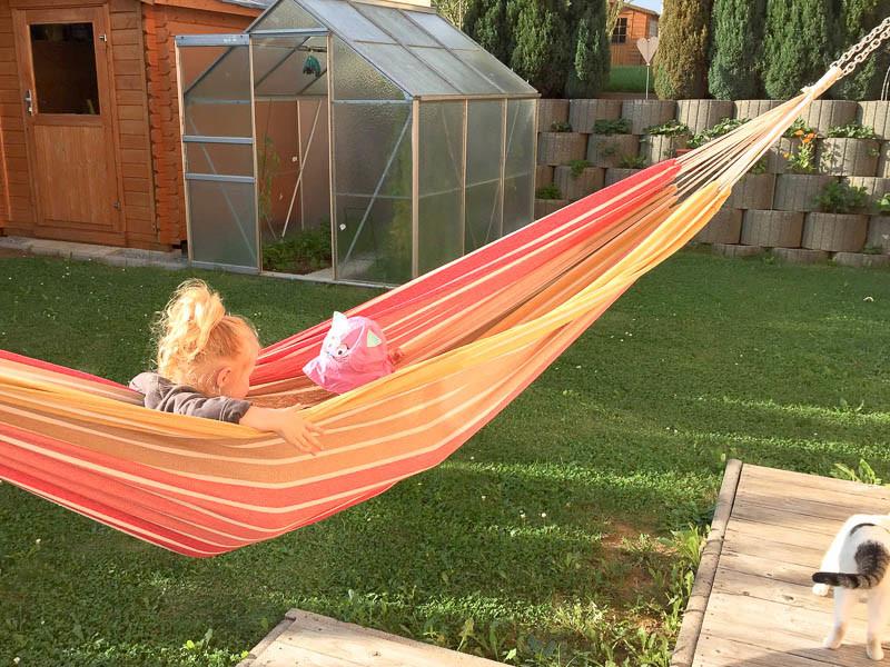 Entspannt mit dem Hängemattengigant abhängen - Tanja's Everyday Blog