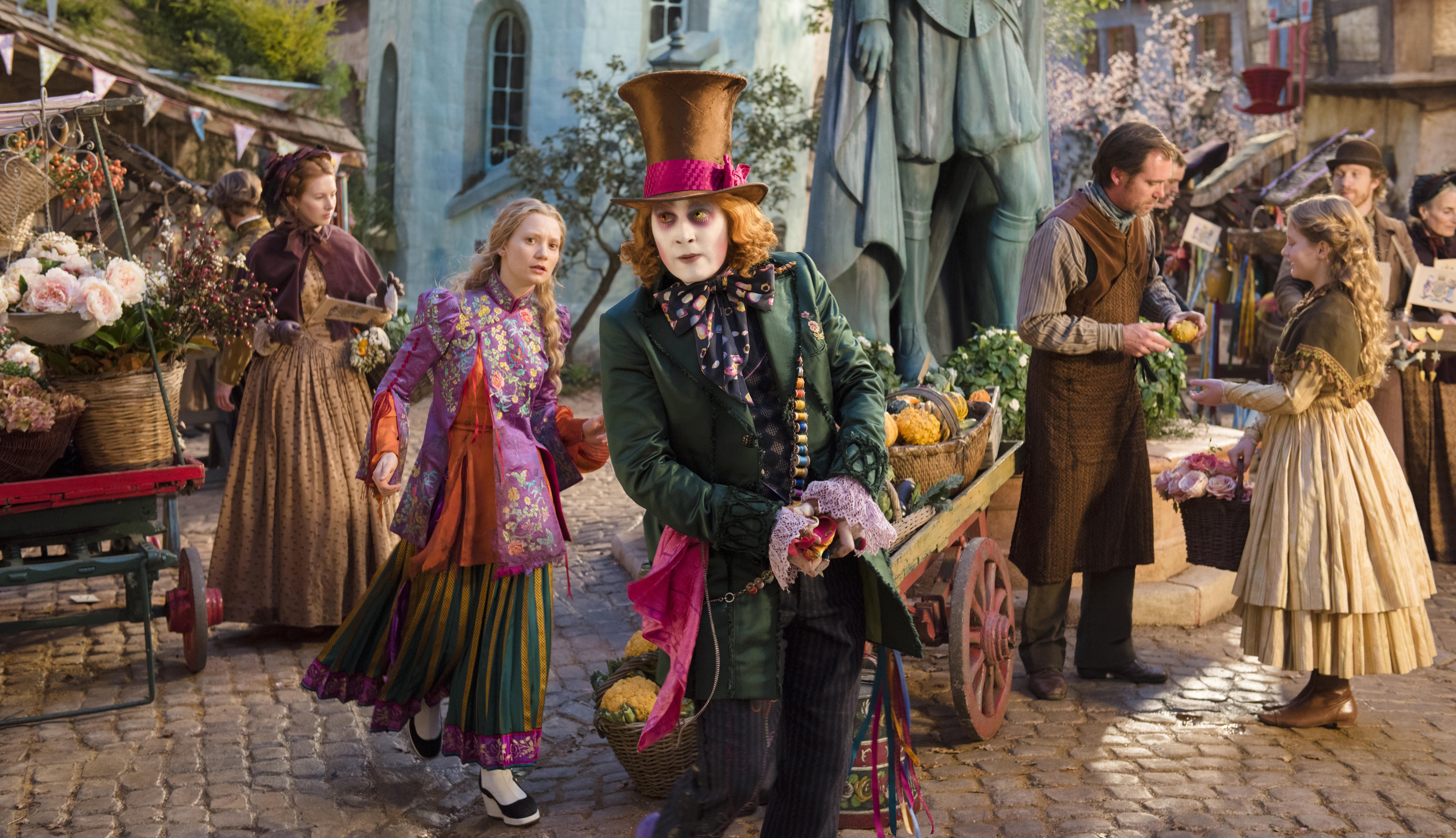 """Disney """"Alice im Wunderland - Hinter den Spiegeln"""" Vorstellung + Gewinnspiel - Tanja's Everyday Blog"""