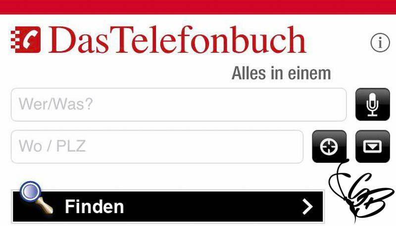 """App von Das Telefonbuch - """"Alles in Einem"""" - Tanja's Everyday Blog"""