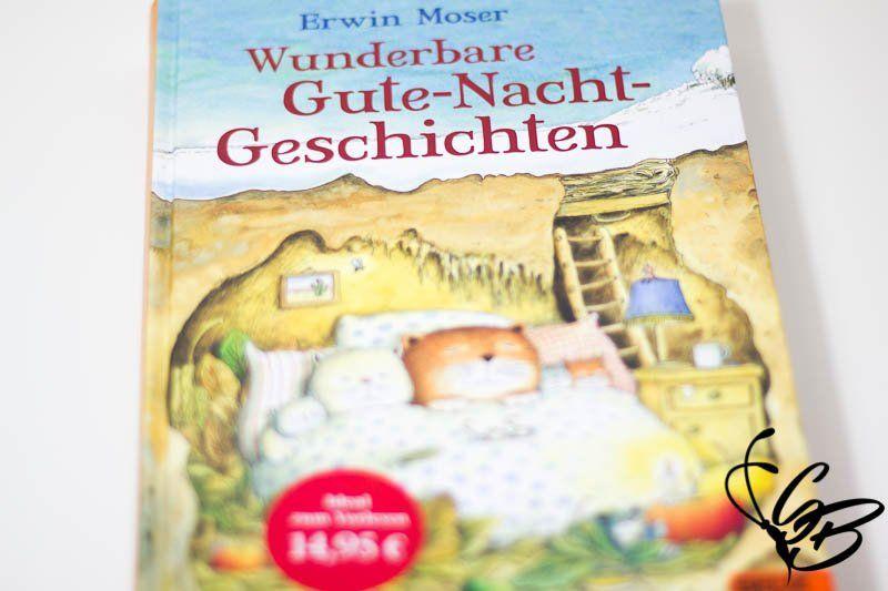 Leseecke: Wunderbare Gute-Nacht-Geschichten von Erwin Moser - Tanja's Everyday Blog