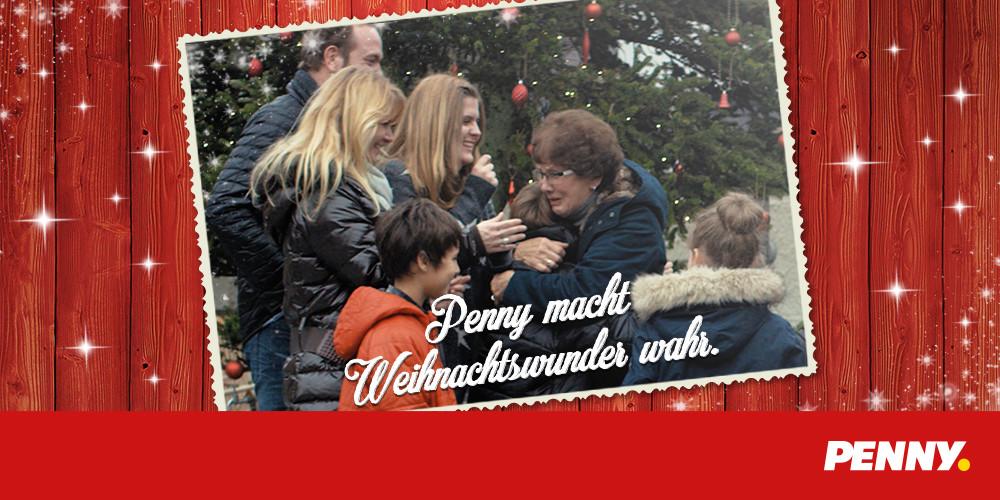 """Werbung: """"PENNY macht Weihnachtswunder wahr"""" - Tanja's Everyday Blog"""