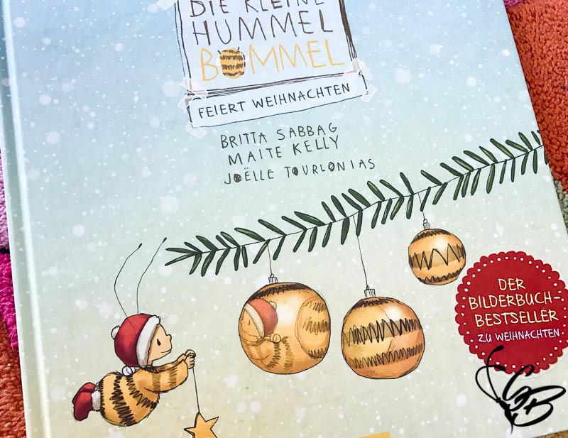 """Leseecke: """"Die Kleine Hummel Bommel feiert Weihnachten"""" von ARSEDITION - Tanja's Everyday Blog"""