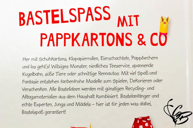Leseecke: Schnipp Schnapp - Wir basteln! von Christophorus Verlag - Tanja's Everyday Blog