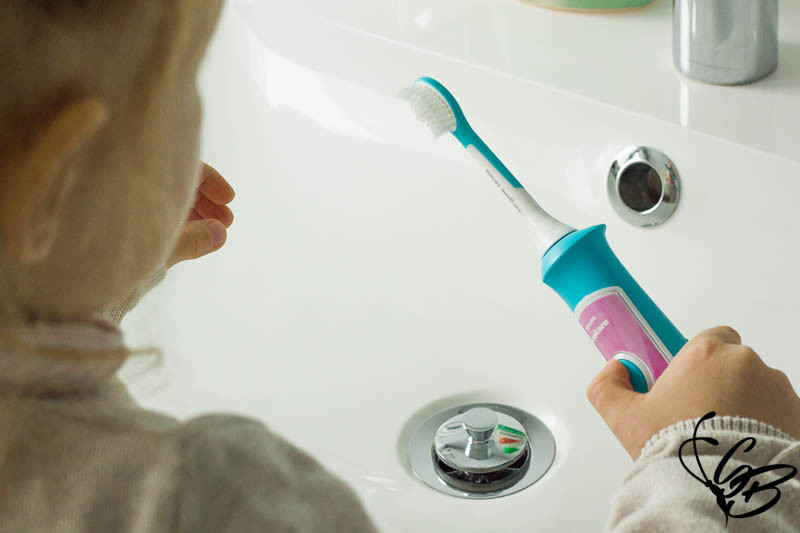 Philips Sonicare for Kids - so macht Zähne putzen Spaß - Tanja's Everyday Blog