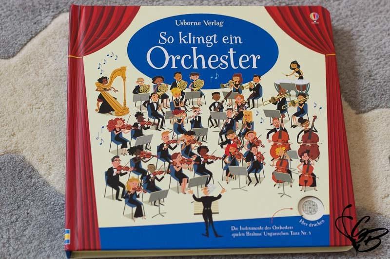 Usborne Verlag So klingt ein Orchester Tanja's Everyday Blog