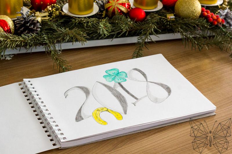 Neues Jahr, neues Glück - kleiner Rückblick und gute Vorsätze - Tanja's Everyday Blog