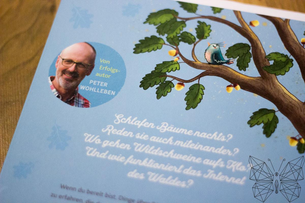 Hörst du die Bäume sprechen? von Peter Wohlleben