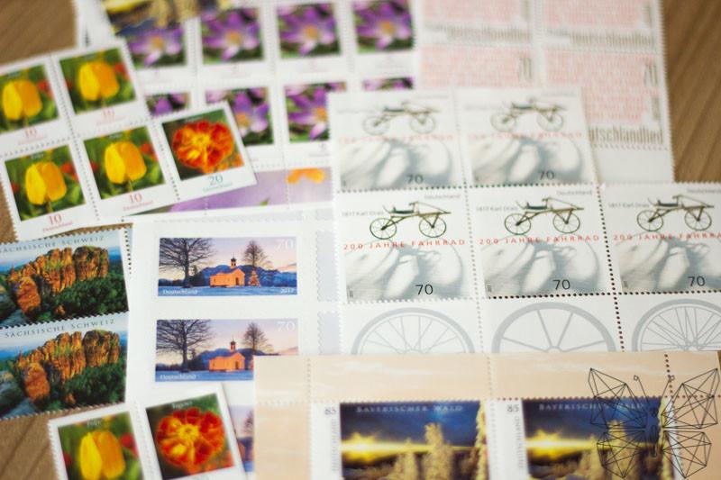 Postcrossing - verbindet Menschen auf der ganzen Welt - Tanja's Everyday Blog