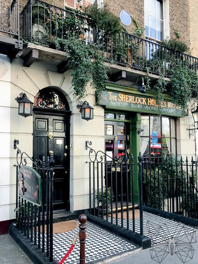 Sherlock Holmes Museum in London - eine Abenteuerreise in die Vergangenheit der Rätsel und Mysterien - Tanja's Everyday Blog