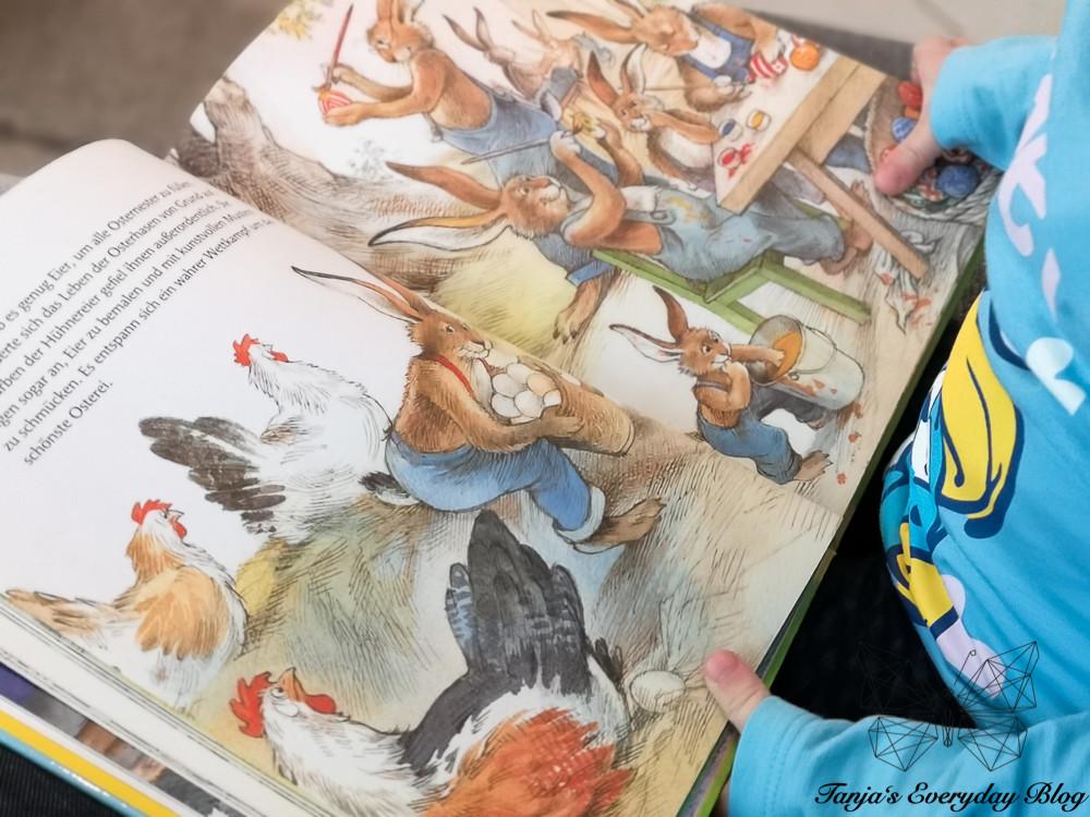 Der große Oster-Bilderbuchschatz ©TanjasEverydayBlog