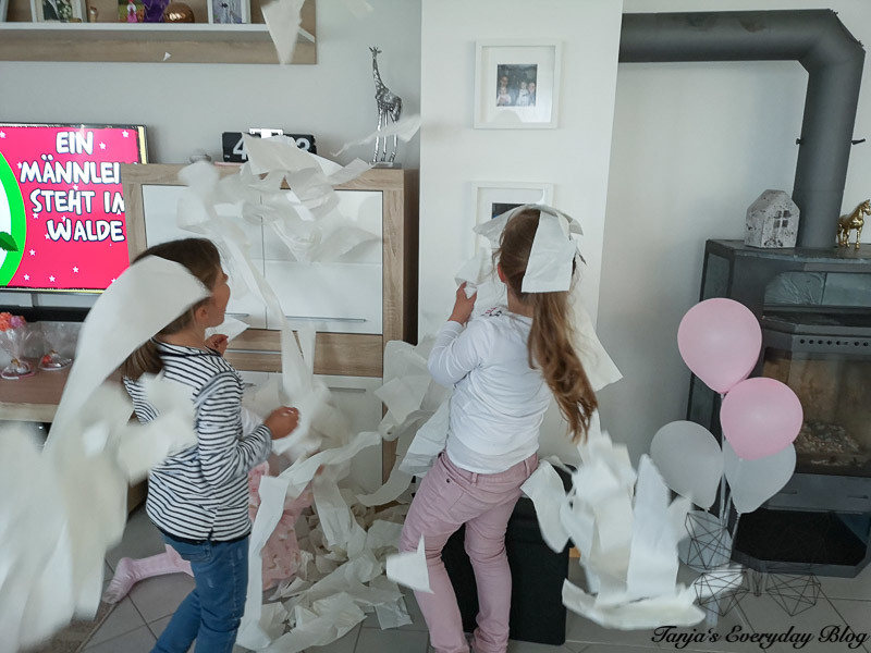Spielidee Kindergeburtstag