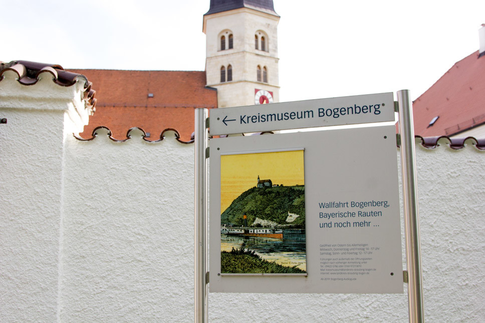 Wallfahrtort Bogenberg Tanja's Everyday Blog