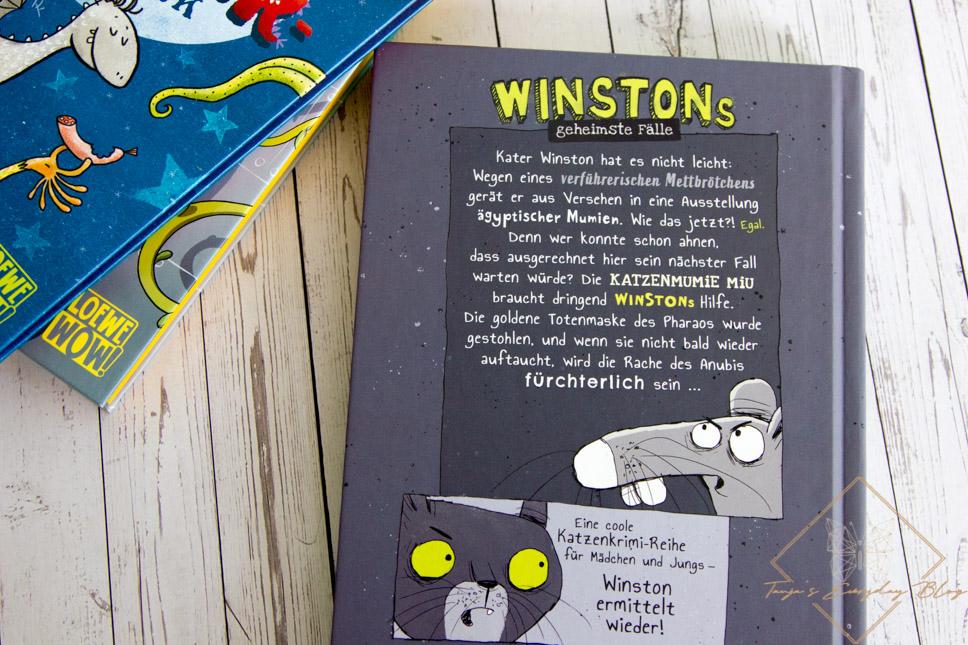 LOEWE WOW! Winston geheimste Fälle Rezension