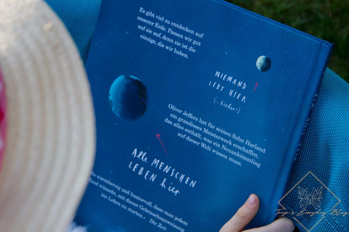 HIER SIND WIR - Anleitung zum Leben auf der Erde - Kinderbuch