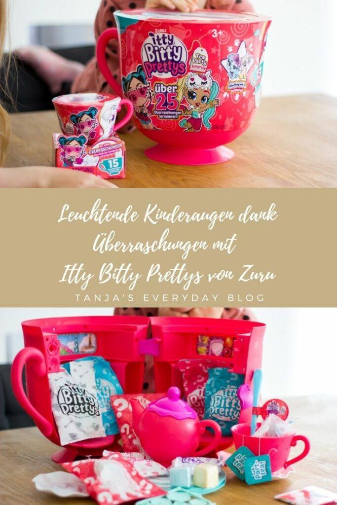 Itty Bitty Prettys Tea Party
